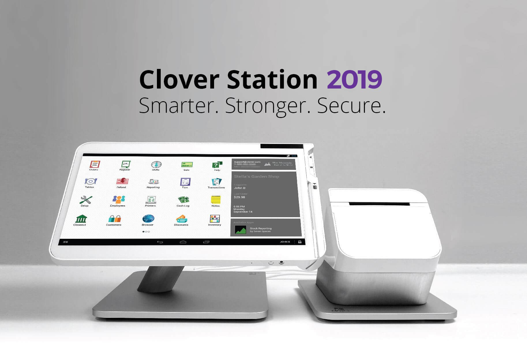 Clover Station Betterpay