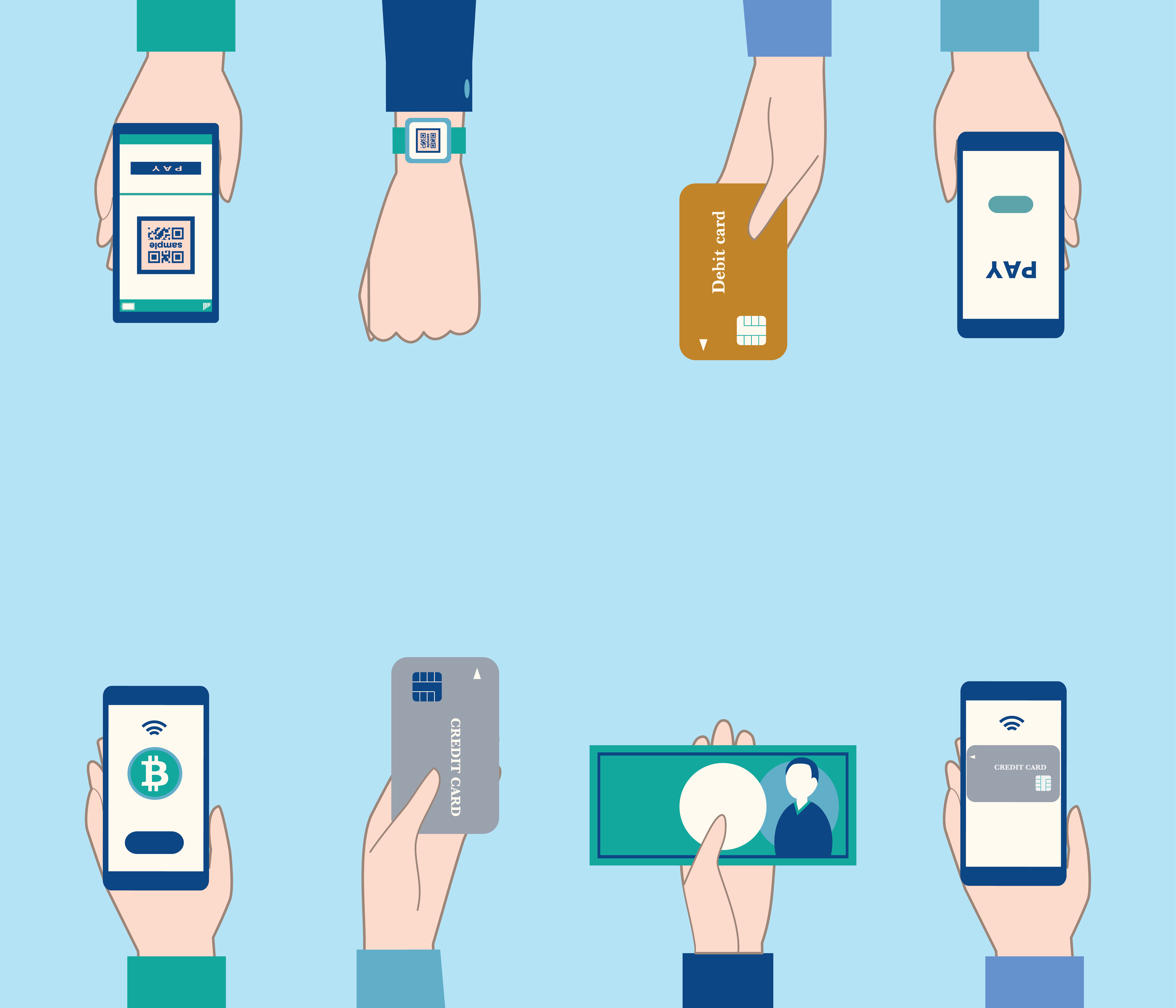5 Trends How Customers Are Paying in 2020