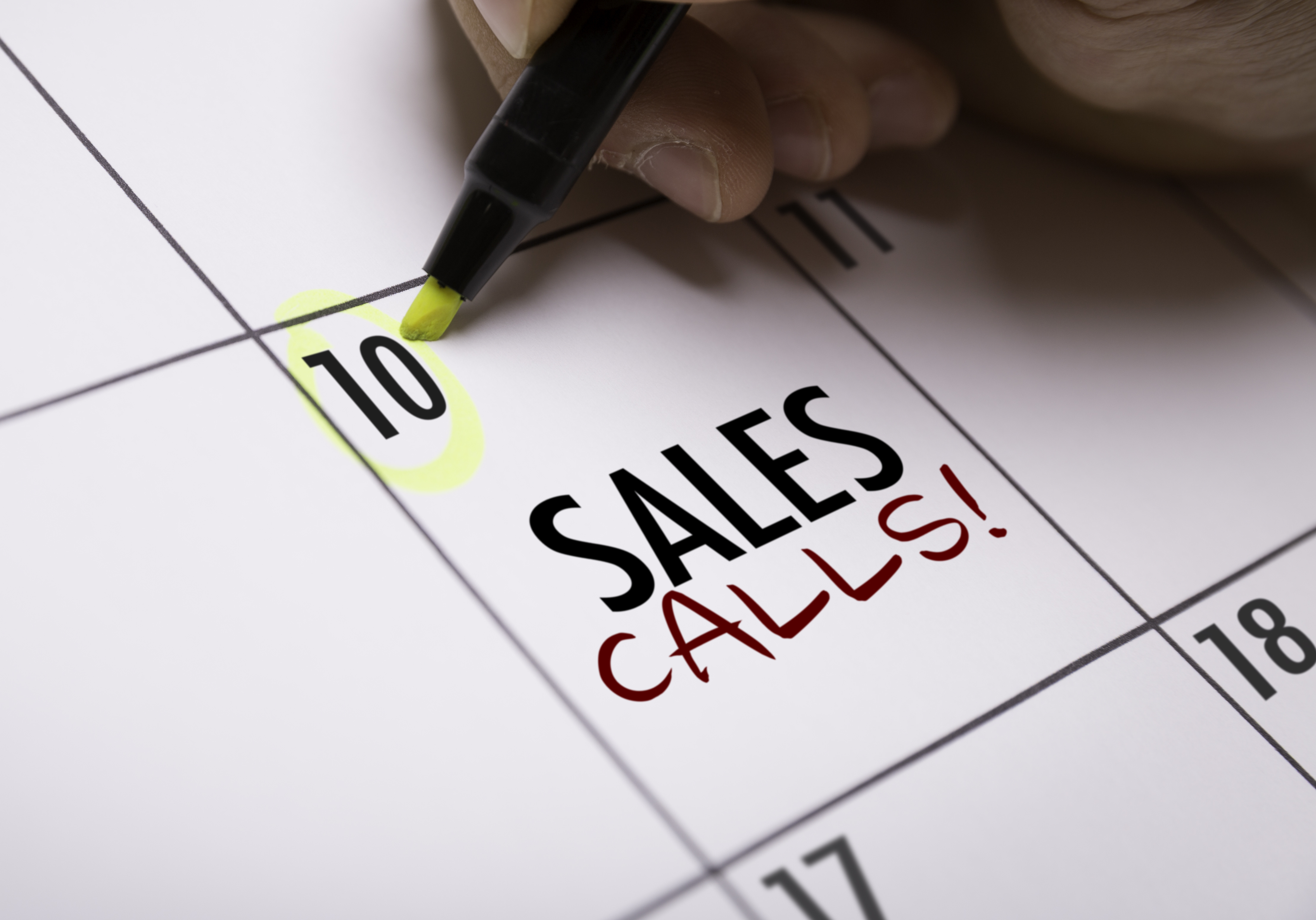 When is the best time to call leads