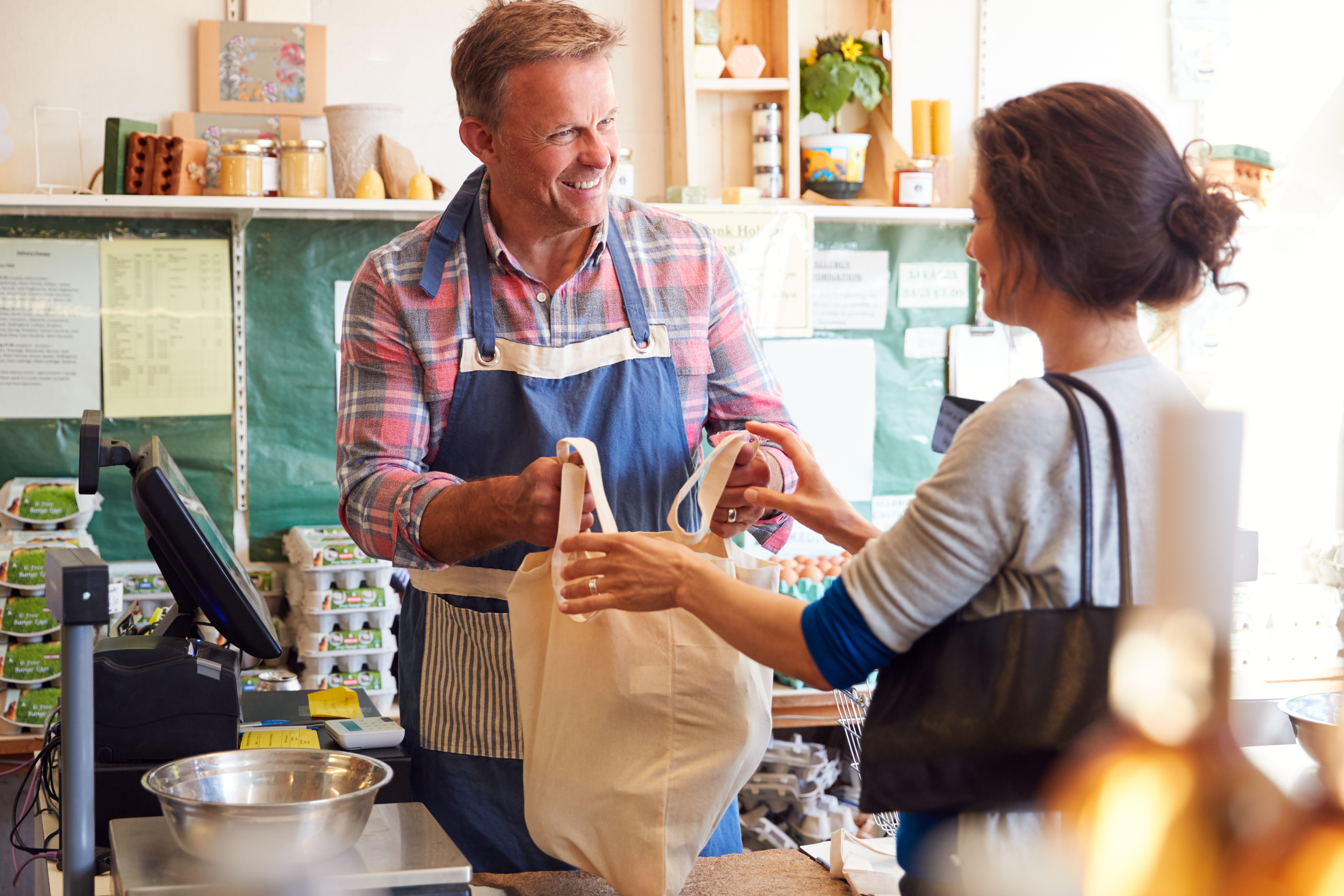 How U.S Shoppers Continue To Support Small Businesses