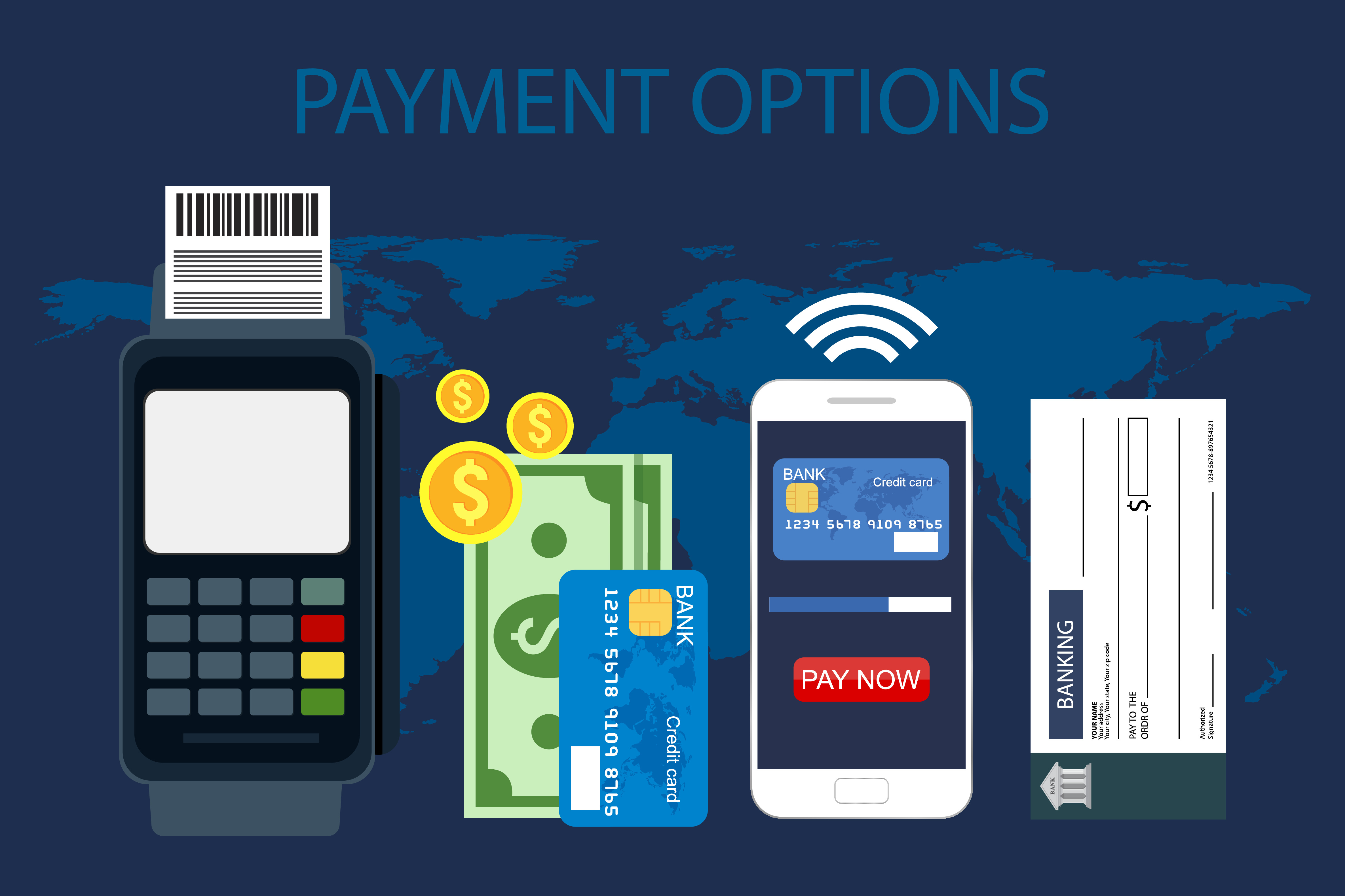 How Small Business Payment Methods Are Changing
